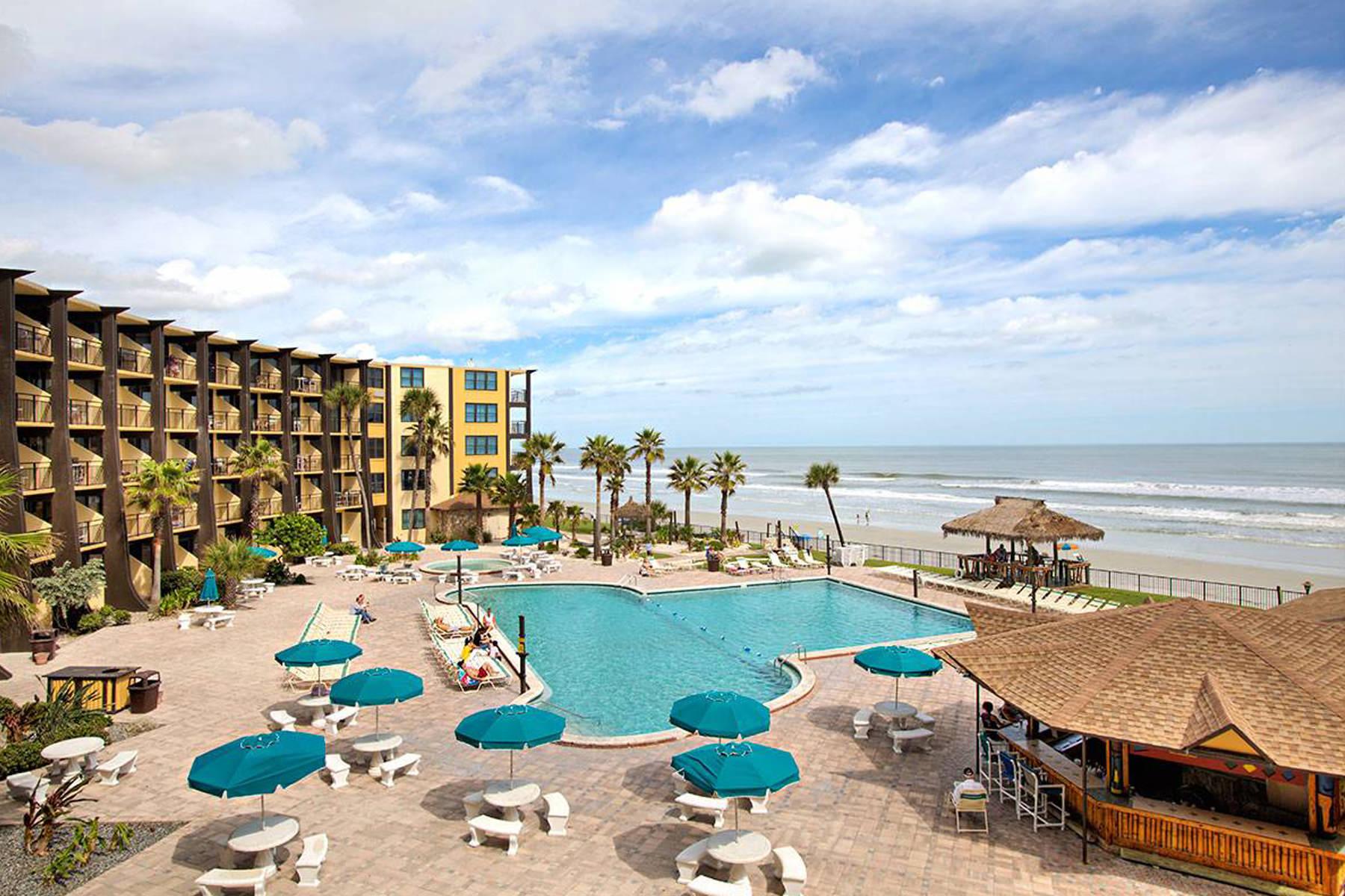 Inn On The Beach Daytona Beach Florida